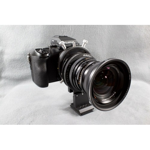 Hartblei HV-S PARALLAX-FREE SHIFT Adapter for Hasselblad V lenses
