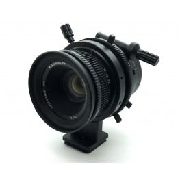 HARTBLEI 80mm Super-Rotator TS-PC Lens with Fujifilm GFX mount