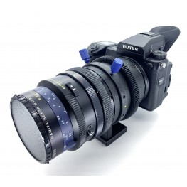 Adapter to use Mamiya RB / RZ 67 Lenses (Sekor Z, Sekor K/L etc.) on Fujifilm GFX 50S 50R 100S Cameras #1