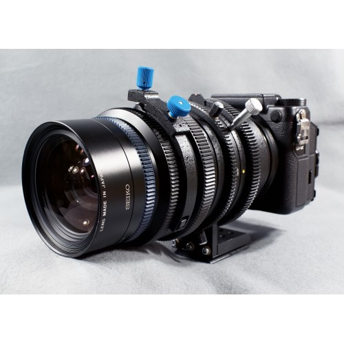 Hartblei RBZ-S Shift Adapter for Mamiya RB / RZ 67 Lenses
