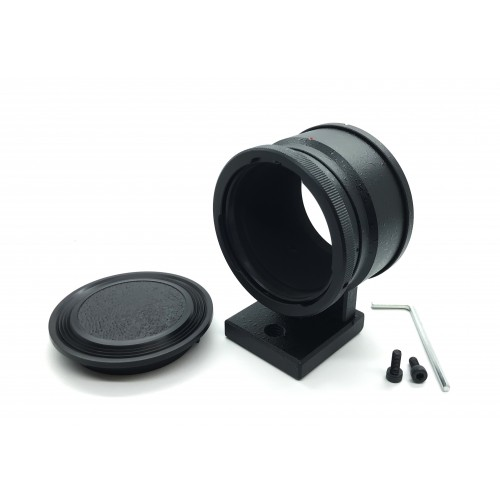 Hartblei P6 Adapter for Pentacon Six lenses with tripod base (optional: for P6 & Kiev-88 lenses)